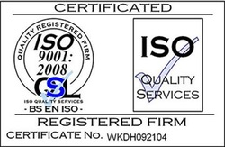 cleaning iso certificated