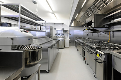 DEEP CLEANING OF KITCHENS & OVENS